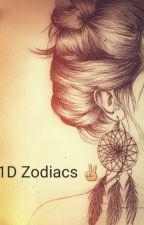 1D Zodiacs by LarissaDanae