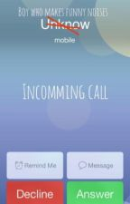 Incoming Call... (Malum) by SxcialSxicide