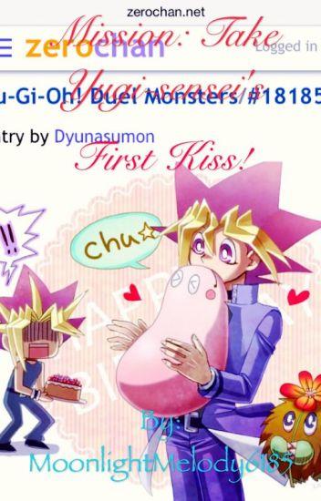 Mission: Take Yugi-sensei's First Kiss