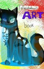 My Art Book by FallenShadowx