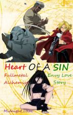Heart of a SIN - Fullmetal Alchemist; Envy Love Story by Midnight_Lilac