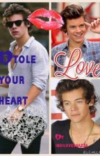 Stole your heart  ( a Harry styles fan fic by dat_sexy_pegasus