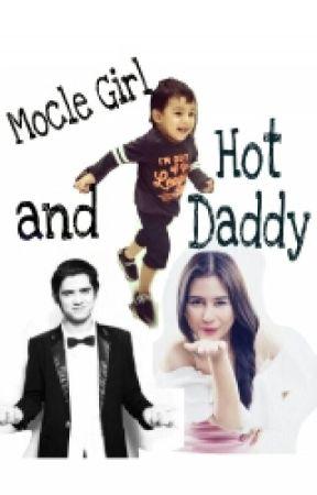 Mocle Girl and Hot Daddy by YuniNurWulandari