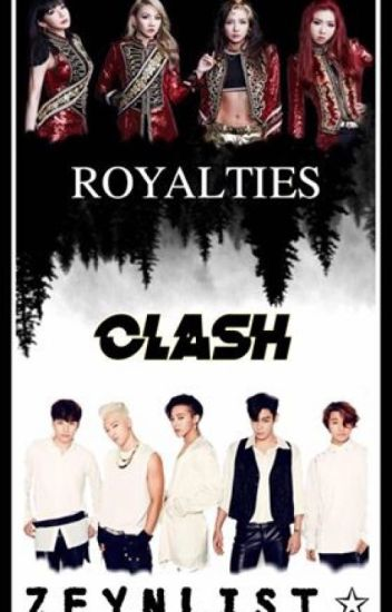 Royalties Clash