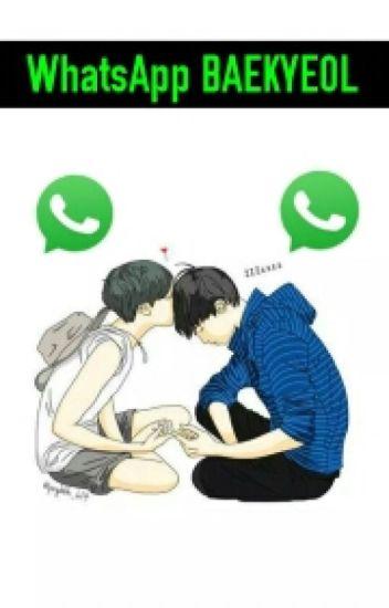 WhatsApp BAEKYEOL