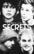 Secrets [Malum Y Lashton] by HeiBarber98