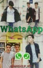 """""""whatsapp"""" - dani oviedo- by promisesjdom"""