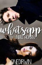 WhatsApp [Niall Horan] N.H by onedirwin