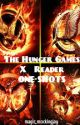 The Hunger Games X Reader ONE-SHOTS [COMPLETE] by -fromthehallows