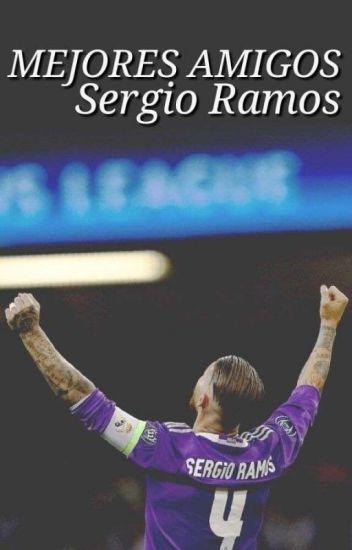 Mejores Amigos. Sergio Ramos