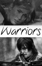 Warriors ·Daryl Dixon· /EN EDICIÓN/ by _infinitychaos_