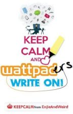 My Wattpad Games :) by GinPotter