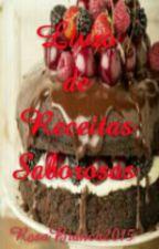 Livro de receitas saboras by DeehLira