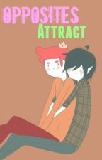 Opposites Attract {Marshall Lee x Gumball//GumLee} by mintymingyu