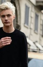 <We are so lucky> / lucky blue smith by luocloud