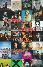 Frases de libros y canciones by Taylorlermanobrien