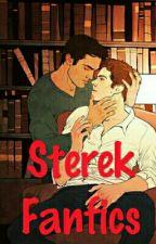 "Sterek Fanfics-Сборник по Стереку. ""Волчонок"" by Cruella-De-Vill"