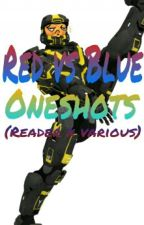 Red vs Blue: Oneshots (Reader x various) by A_Caboose_Girl