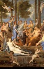 Greek mythology: pick up lines by Angel_Darling