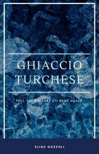 •Ghiaccio Turchese• |Sebastian Stan| (#Wattys2017) by Echelon_Mars00