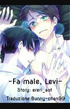 - Fa male, Levi - by Bunny-chan99