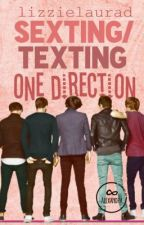 Sexting / Texting One Direction by lizzielaurad