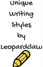 Unique Writing Styles by Leopardclaw