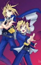 Cards To Love (Yugi X DuelMonster!Reader) by Ciel_and_Payten