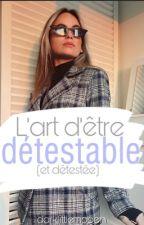 Devenir une garce 1 by DarkLittleMooon
