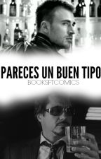 Pareces un buen tipo {Stony One-shot} by booksftcomics