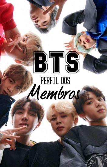 BTS - Perfil dos Membros