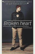 Broken Heart [Joo Heon | MONSTA X] by palo_namm