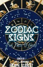 zodiac Signs by Erzahiffeyscarlet