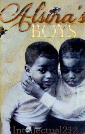Alsina's Boys by intellectual212