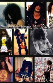 Love and Guns N' Roses by angliaracing