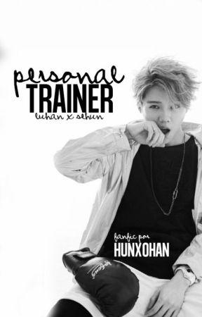 Personal trainer «hanhun» by hunxohan