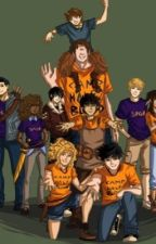 Percy Jackson One-Shots by B3thanynm