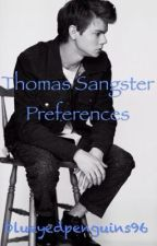 Thomas Sangster Preferences by blueyedpenguins96