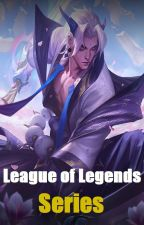 League of Legends series by xLadyEvex