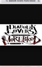 The Brides have arrived (diabolik lovers x OC) by D-E-L-E-T-E-D-Accoun