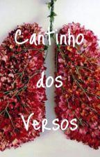 Cantinho dos Versos by feehr_lima