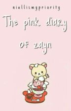 the pink diary of zayn ❁ ziam by L0UDEMORT