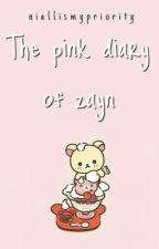 the pink diary of zayn ❁ ziam by niallismypriority