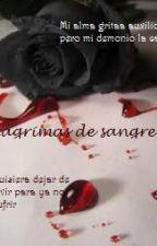 Lágrimas de sangre by itczeth