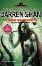 NHỮNG CÂU CHUYỆN KÌ LẠ CỦA DARREN SHAN - J.K.Rowling (tác giả  Harry Potter) by MayChin92