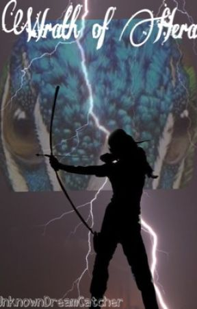 The Wrath of Hera (Percy Jackson Fanfiction) [ON HOLD