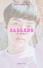 Sasaeng [사생] by Dani_ly