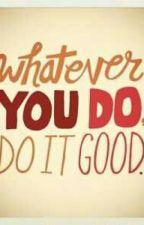 Good deeds by Fascinator_6139
