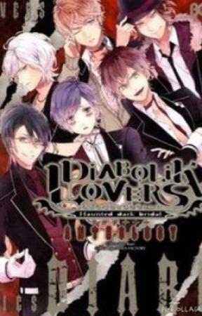 Diabolik Lovers Drama CD Translation - Diabolik Lovers MORE,BLOOD6