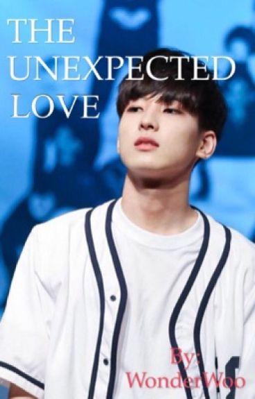 The Unexpected Love    SEVENTEEN WONWOO FANFIC   